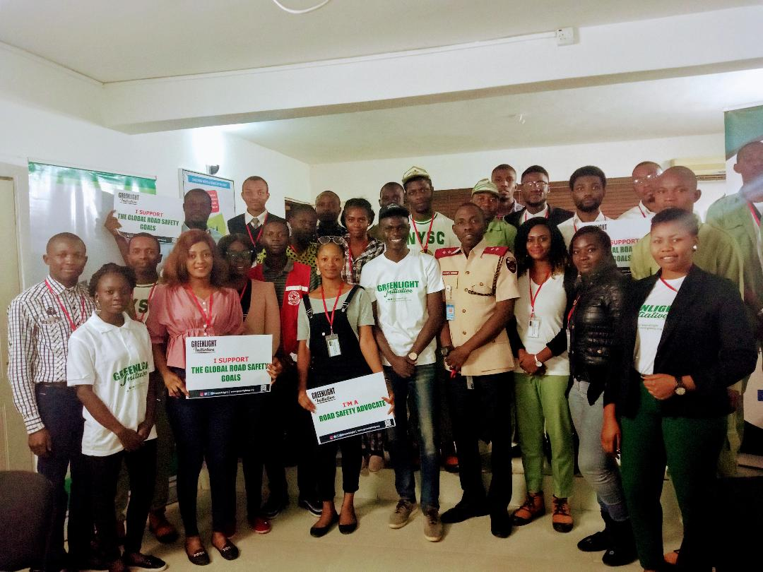 GreenLight Initiative trains 76 Traffic Safety Advocates in Abuja and Kaduna.
